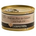 Pâté au foie de canard et truffes d'été - 125 g