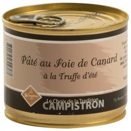 Pâté au foie de canard et truffes d'été - 190 g