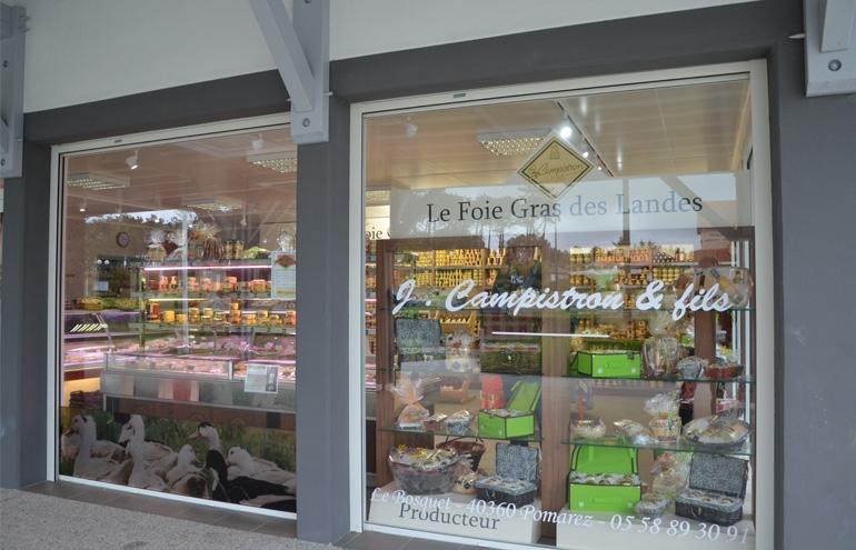Boutique à Moliets